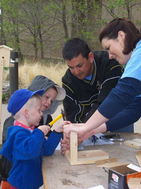 Outdoor kansas for kids o k kids programs welcome - When building a house ...